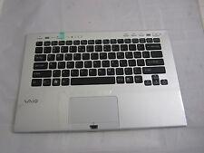 Sony Vaio PCG-41219V VPCSA Tastatur mit Rahmen Touchpad USA P/N: 9Z.N6BBF.01D