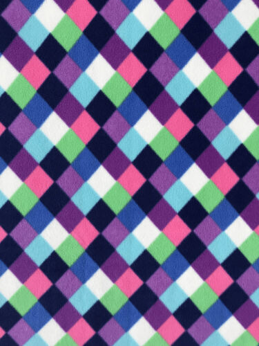 New Polar Fleece Anti Pill Fabric Premium Quality Soft Material Children Prints