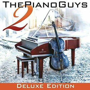 The-Piano-Guys-2-Various-Artists-New-amp-Sealed-CD-DVD-Deluxe-Edition