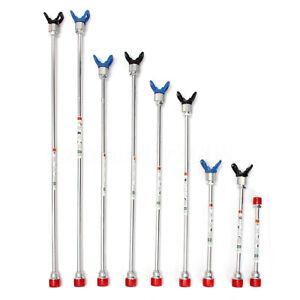 20-75cm-Airless-Peinture-de-Pistolet-Extension-Pole-Pulverisation-Aluminum-alloy