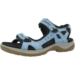 130c790f148e94 Das Bild wird geladen Ecco-Offroad-Ladies-Outdoor-Sandalen-Damen-Hiking- Schuhe-