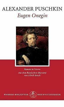 Eugen Onegin: Roman in Versen von Puschkin, Alexander | Buch | Zustand sehr gut
