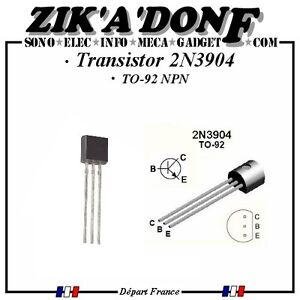 Transistor-2N3904-NPN-TO-92-Lot-de-5-Expedie-depuis-la-France