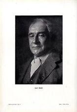 Karl Blasel Zum 60jährigen Bühnen-Jubiläum von Ludwig Klinenberger mit Druck1909