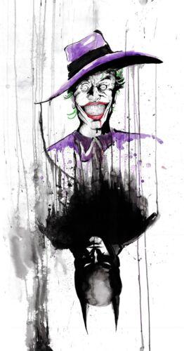 Batman Joker killing Joke Art