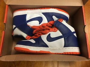 "304717 141 2003 Nike 9 Taglia Dunk Knicks"" High ""euro OTXPukZi"