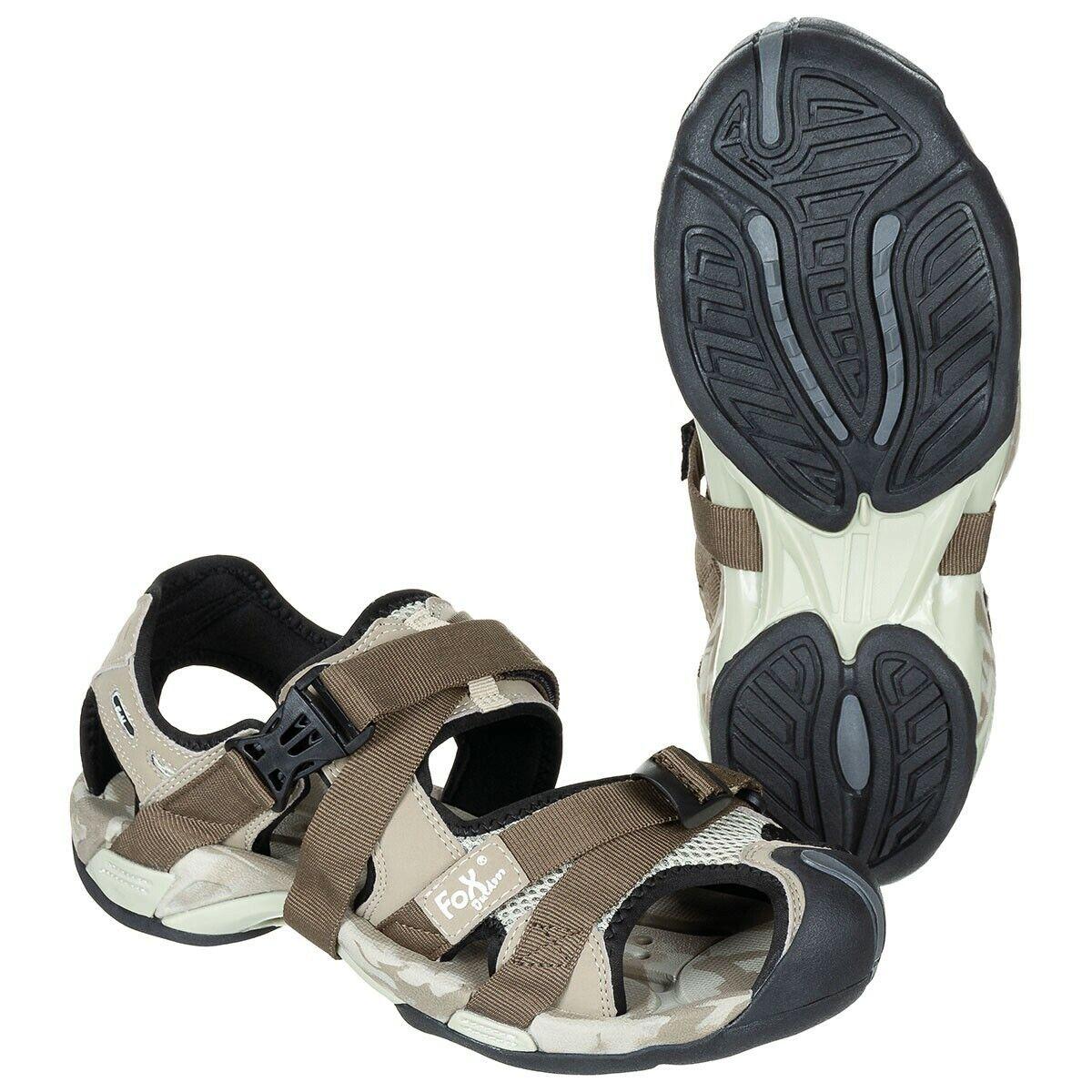 Fox Outdoor Schuhe Sandalen Mann Frau Ausflüge Trekking Sandals