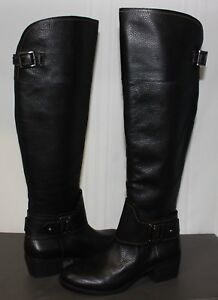 Vince Camuto Basira Tall Leather Boots