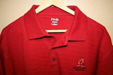 Mens PING Performance Dynamics Polo Golf Shirt Large Legacy Hills TX Georgetown