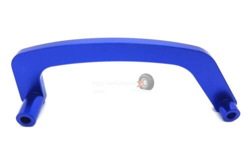 Au sommet RC alliage Fan Cover Brace//Saver bleu mise à niveau pour KM HPI BAJA