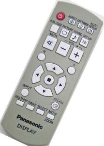 Genuine Panasonic N2QAYB000432 Display Remote For TH-42PF20 TH-50PD12 TH-58PF20