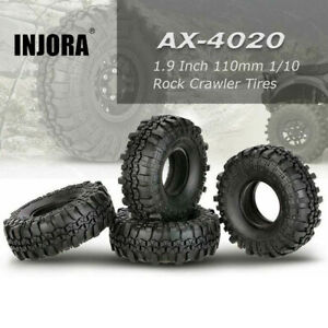 1-4PCS-1-9-034-1-10-Rock-Crawler-Tires-Wheels-Rim-Ultra-Soft-for-RC-Car-1-10-Scale