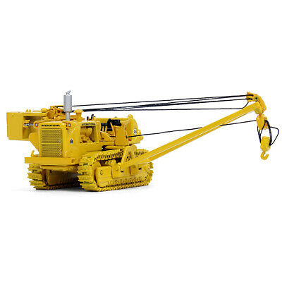 1:87 Ho * First Gear * Ih International Harvester Td-25 Crwaler W/ Lato Boom* Guidare Un Commercio Ruggente