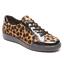 6 New 5 guépard en Sneakers Delaire Chaussures femmes pour cuir Casual de Rockport de M CxCwvn