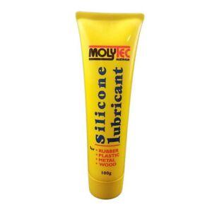Molytec Silicone Lubricant Grease 100gram Tube | eBay