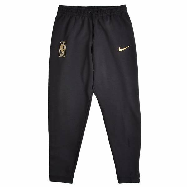 NIKE NBA DRI-FIT SHOWTIME ASSOCIATION SWEATPANTS AH4149-010  Grey (MEN'S LARGE) L  online fashion shopping
