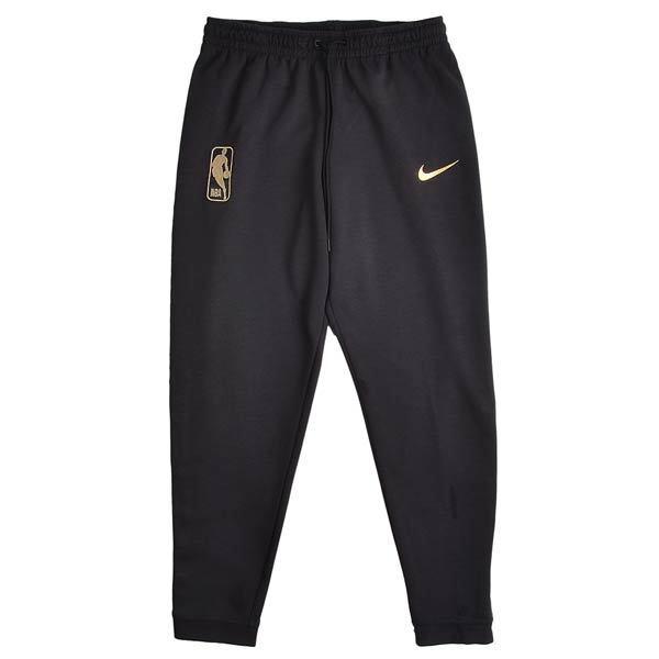 NIKE NBA DRI-FIT SHOWTIME ASSOCIATION SWEATPANTS AH4149-010 Grey (MEN'S  XL)  new branded