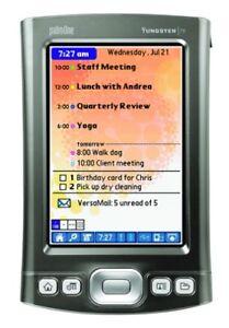 Palm-Tungsten-T5-PDA-Handheld-Organisateur-Bluetooth-Lot-de-10-gros