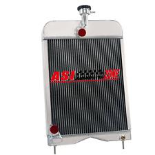 1660499m92 Aftermarket Radiator For Massey Ferguson 135 148 Aluminum