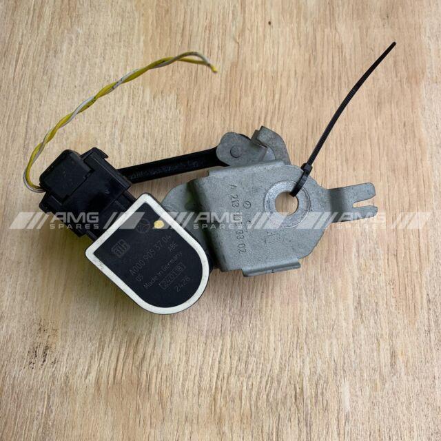 genuine mercedes OEM FRONT LEFT position angle sensor suspension A0009053704