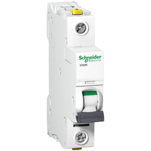 Leitungsschutzschalter iC60N 1P 6A C Charakteristik Schneider A9F04106