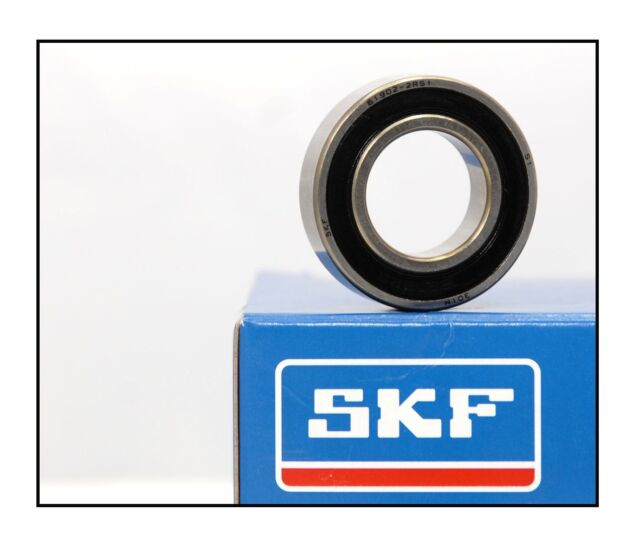 16 Stk Kugellager 608 2RS 8x22x7 mm SKF Premium Rillenkugellager 608 2RSH