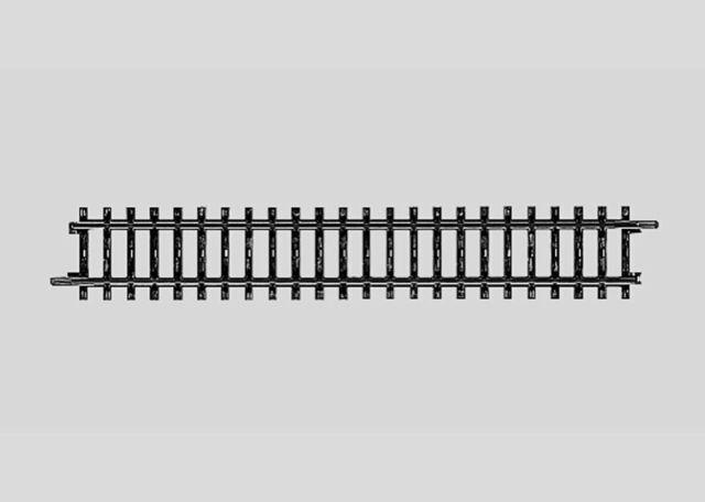 Märklin 2200 K Track Straight Length 1/1 180 mm H0 Brand New