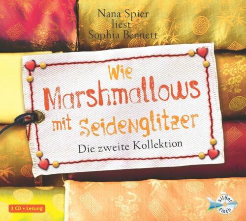 1 von 1 - Wie Marshmallows mit Seidenglitzer von Sophia Bennett (2011)