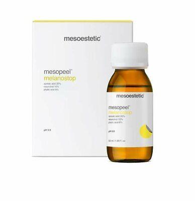 Mesoestetic mesopeel melanostop pack 50ml + 50ml #tw | eBay
