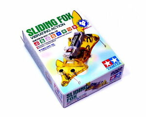 Tamiya-ROBO-Model-Craft-Mechanical-Sliding-Fox-Robot-Hobby-71116
