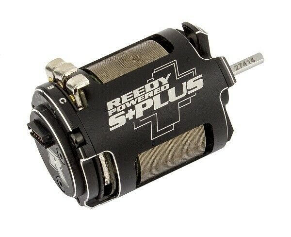 Reedy S-Plus Competition Spec Torque Brushless Motor (17.5T) - ASC27429