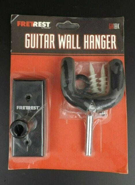 Natural FretRest by Proline GH1 Guitar Wall Hanger 2-Pack