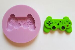 5cm-PLAYSTATION-GAME-CONTROLLER-SILICONE-MOULD-PS2-PS3-PS4-FOR-CAKE-TOPPERS-ETC