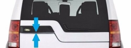 portellone avvio tronco Maniglia Interruttore Kit Di Riparazione LR3//LR4 LAND Rover Discovery 3//4
