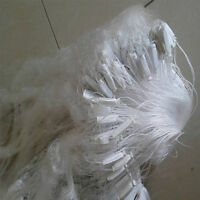 35m×1m Fishing Monofilament Gill Net Nylon Fish Trap Silk Net Hole 4cm