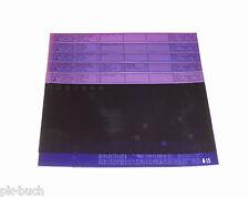 Microfich Ersatzteilkatalog Mitsubishi Galant Hatchback Stand 12/1989