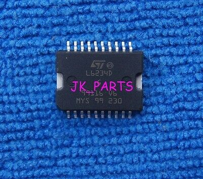 L6234D THREE PHASE MOTOR DRIVER ST