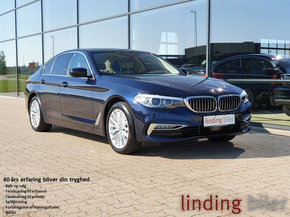 BMW 530e 2,0 Luxury Line aut. 4d - 629.900 kr.