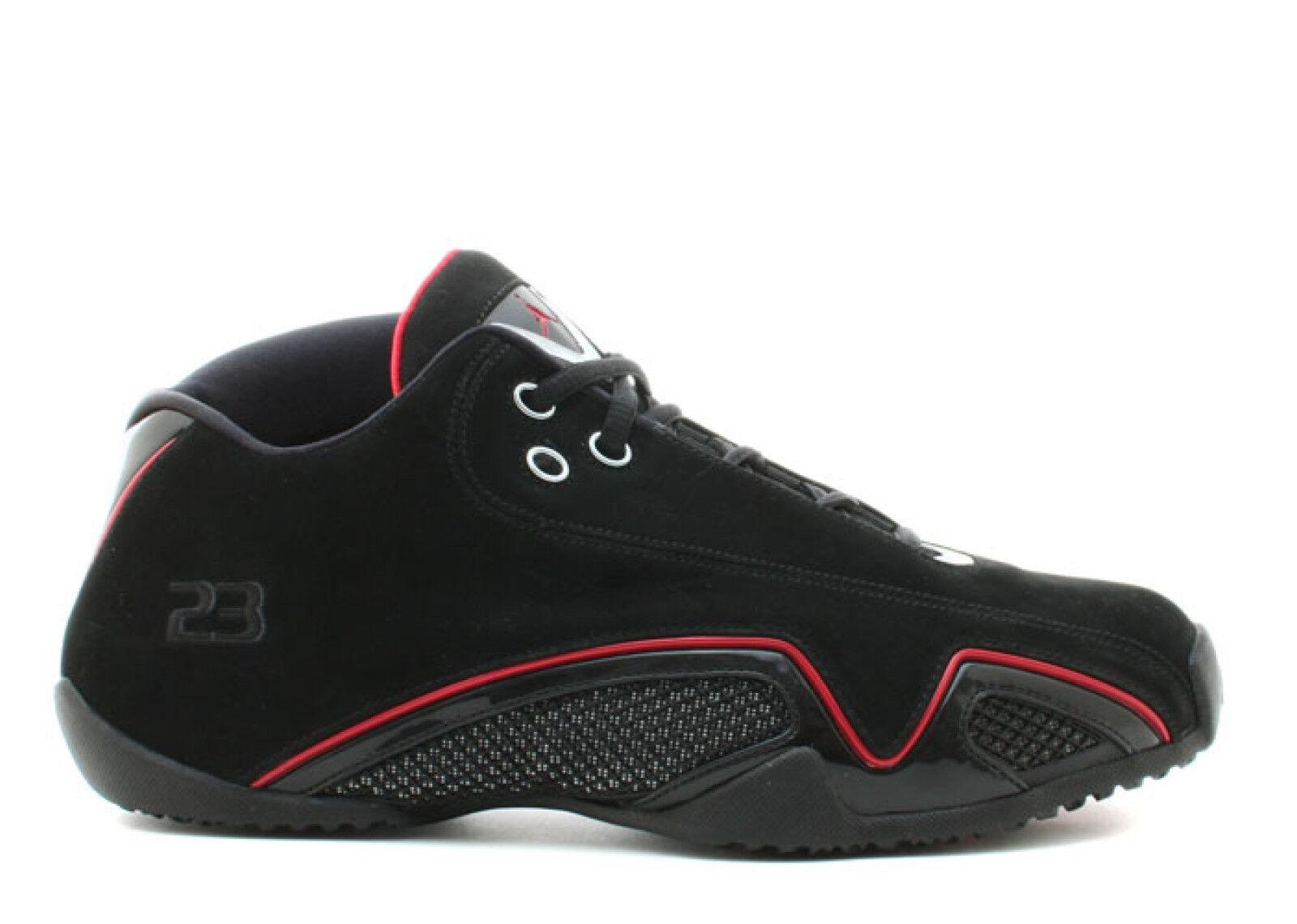 2018 Nike Air Jordan 21 XX1 Low Bred Suede Size 11.5. 313529-002 1 2 3 4 5 6