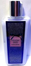 Bath and Body Works Body Lotion Cocktail Dress Crystal Peonies