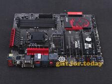 Intel Core I7-4790k Processor/msi Z97-g45 Gaming ATX
