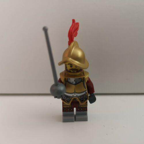 piastra e accessori LEGO-Series 8 CMF-CONQUISTADOR-ORIGINALE minifigura