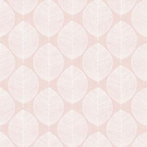 Rose-Scandi-Feuille-Papier-Peint-Arthouse-908200-Neuf