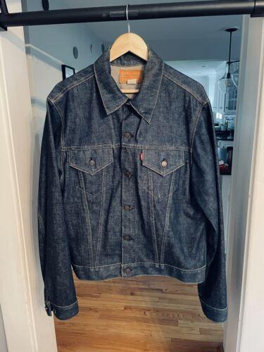 vintage 70 levis type 3 jacket size 46 71205 0217
