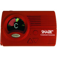 Snark Sn-4 All Instrument Chromatic Tuner And Metronome Red