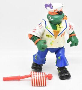 Pro Pilot Don Teenage Mutant Ninja Turtles VINTAGE FIGURE 1991 Playmates TMNT