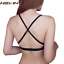New-Hot-Deep-V-Plunge-Bra-Low-Cut-Push-Up-Cleavage-Padded-3-way-Convertible-Top thumbnail 4