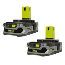RYOBI 18 VOLT LITHIUM-ION+ COMPACT BATTERY PACK ONE+ P107