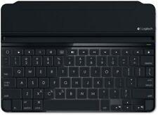 Logitech Ultrathin Tastatur Cover iPad Air 2 iOS kabellos magnetisch QWERTZ Neu