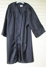 "Oak Hall/CE Ward Black Polyester Choir Robe Graduation Wizard Costume 5'9""-5'11"""